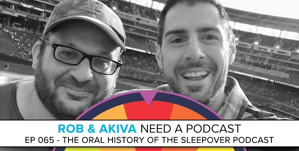 Sleepover Podcast
