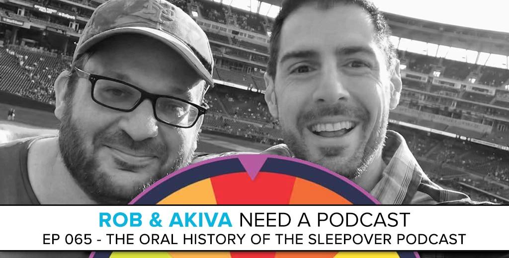 Sleepover Podcast
