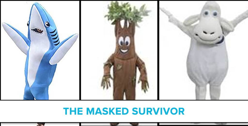 The Masked Survivor