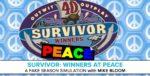 SURVIVOR: WINNERS AT PEACE
