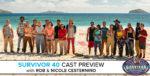 Survivor 40 Cast Preview