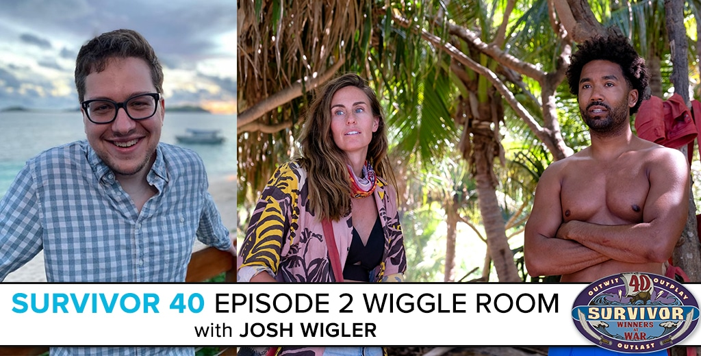 Survivor 40 Episode 2 Wiggle Room