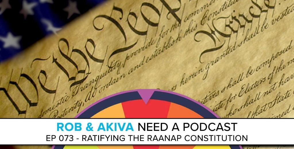RAANAP Constitution