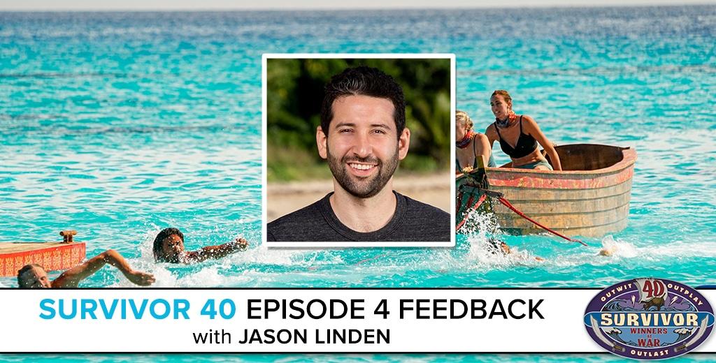 Survivor 40 Episode 4 Feedback