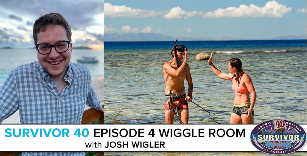 Survivor 40 Episode 4 Wiggle Room