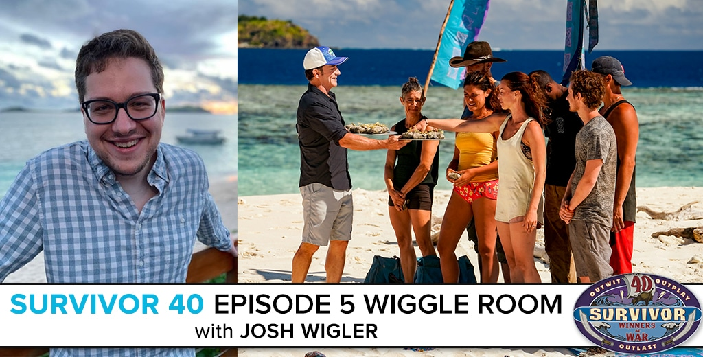Survivor 40 Episode 5 Wiggle Room