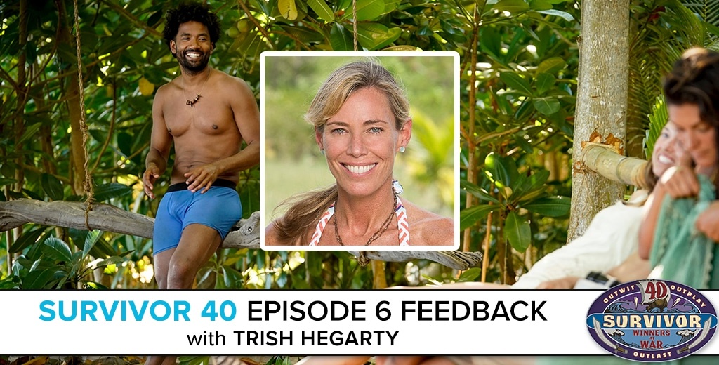 Survivor 40 Episode 6 Feedback