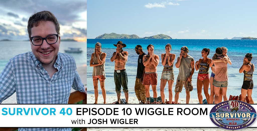 Survivor 40 Episode 10 Wiggle Room