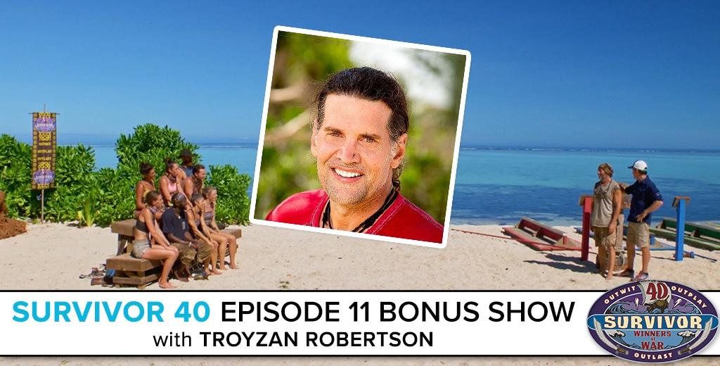 Troyzan Robertson