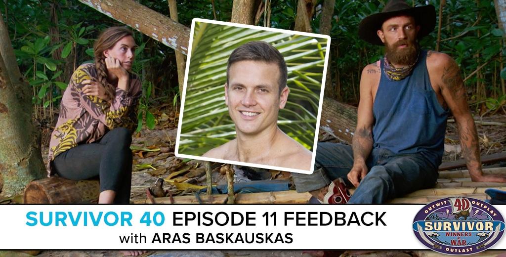 Survivor 40 Episode 11 Feedback