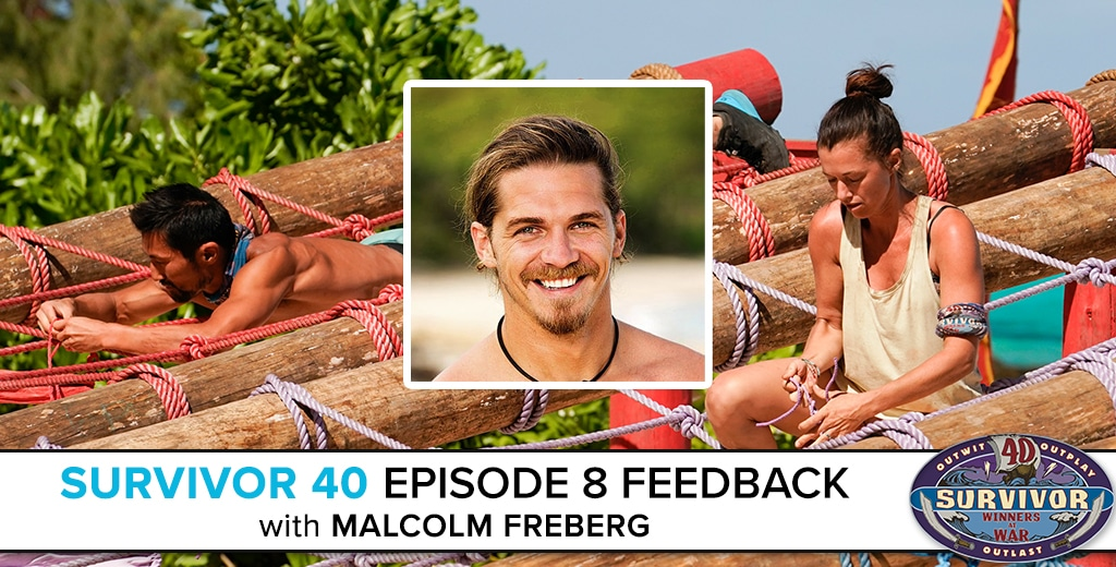 Survivor 40 Episode 8 Feedback