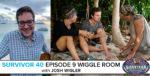 Survivor 40 Episode 9 Wiggle Room