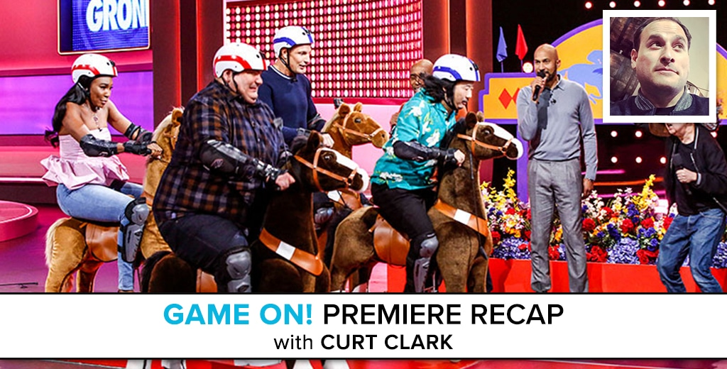 Game On! Premiere Recap