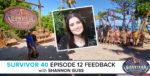 Survivor 40 Episode 12 Feedback
