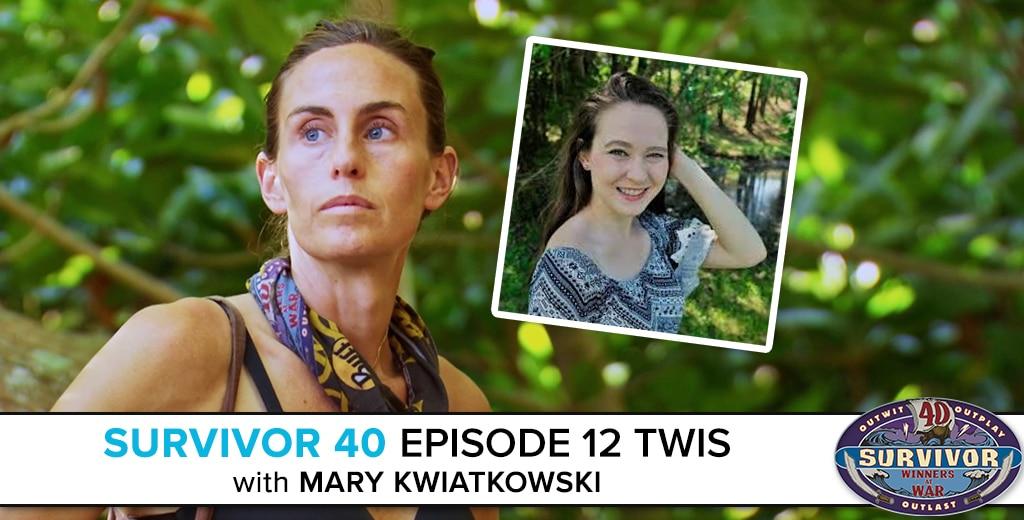 Survivor 40 Episode 12 This Week