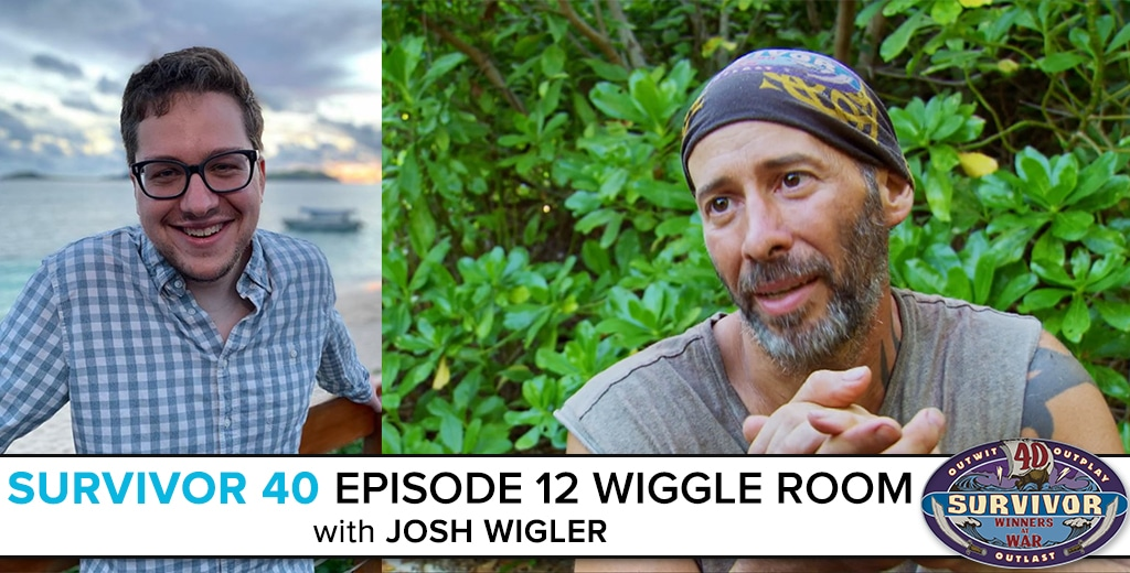Survivor 40 Episode 12 Wiggle Room