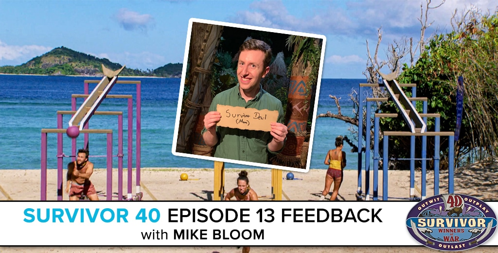 Survivor 40 Episode 13 Feedback