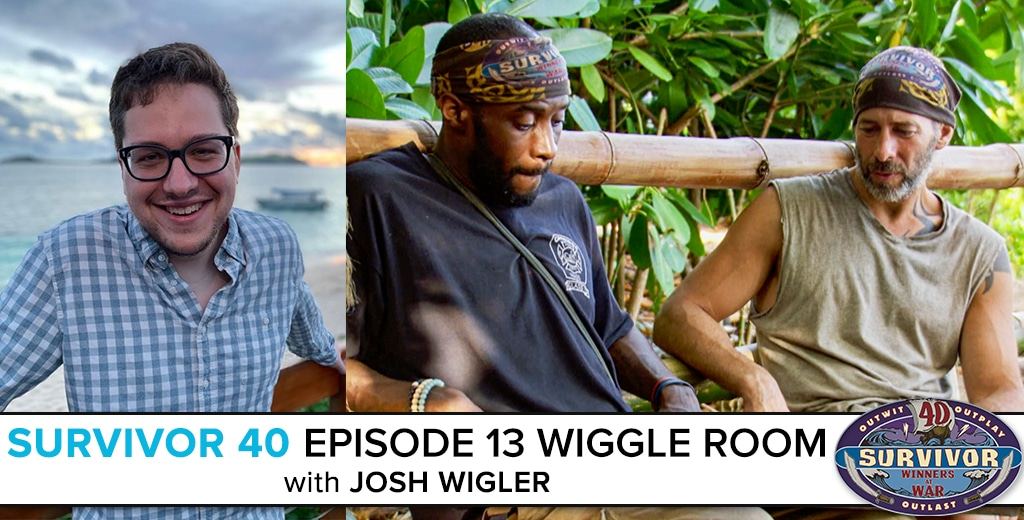 Survivor 40 Episode 13 Wiggle Room