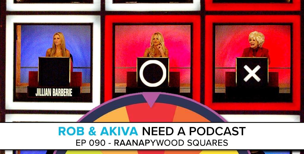 RAANAPywood Squares