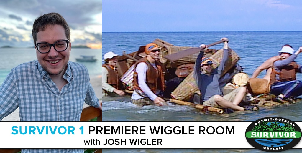 Survivor 1 Premiere Wiggle Room