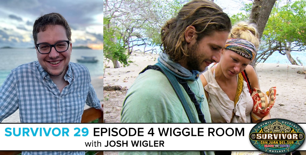 Survivor 29 Episode 4 Wiggle Room