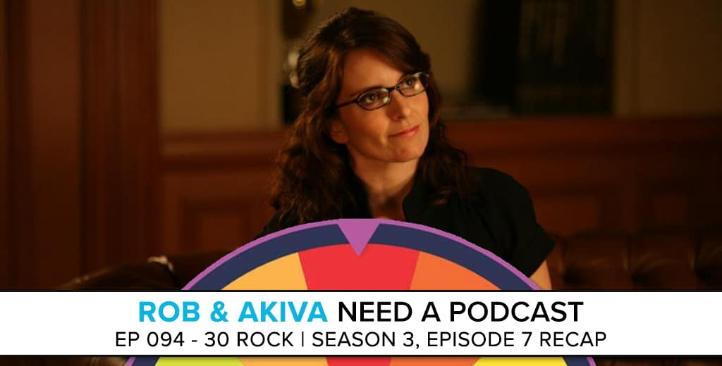 30 Rock Season 3 Episode 7