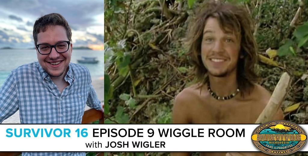 Survivor 16 Episode 9 Wiggle Room