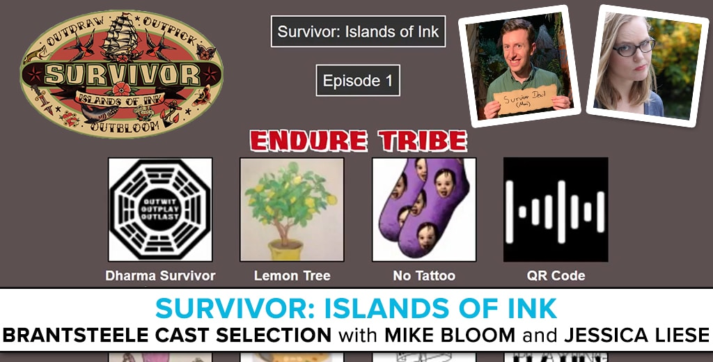 Mike Bloom Tattoo