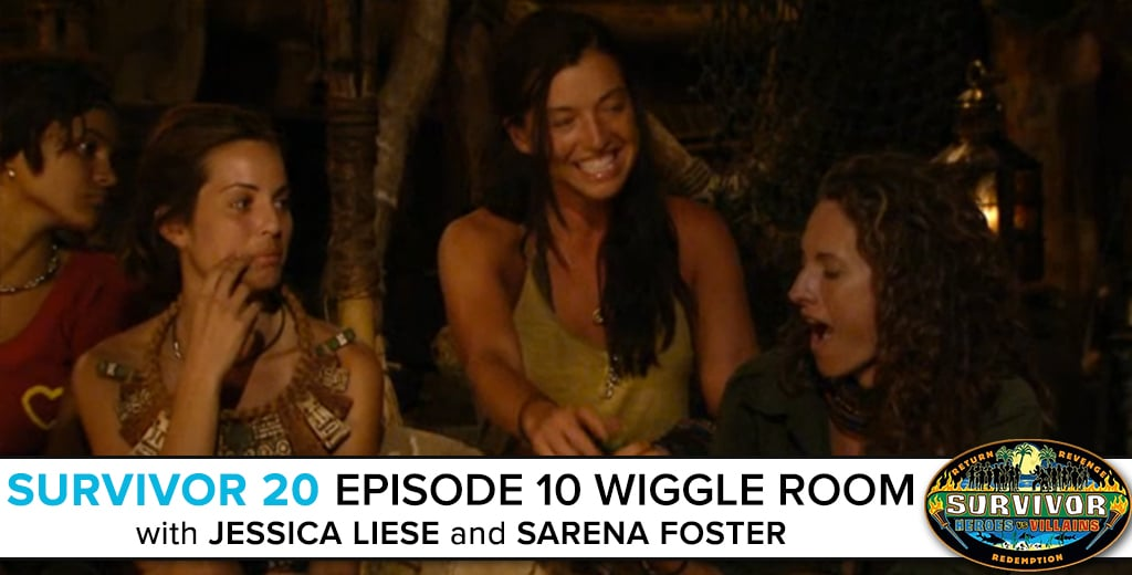 Survivor 20 Episode 10 Wiggle Room