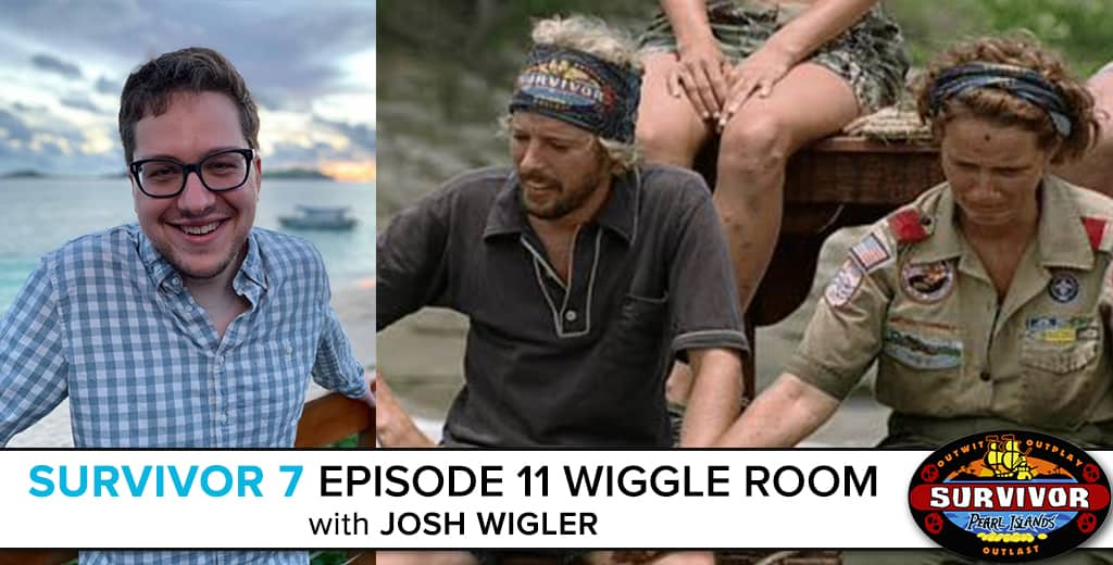 Survivor 7 Episode 11 Wiggle Room