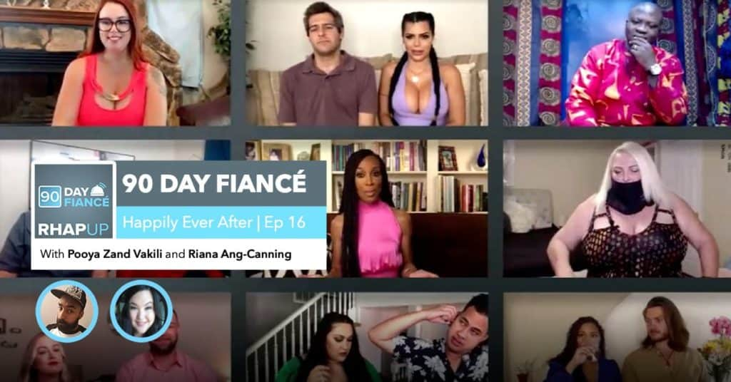 90 Day Fiance | Happily Ever After Ep 16