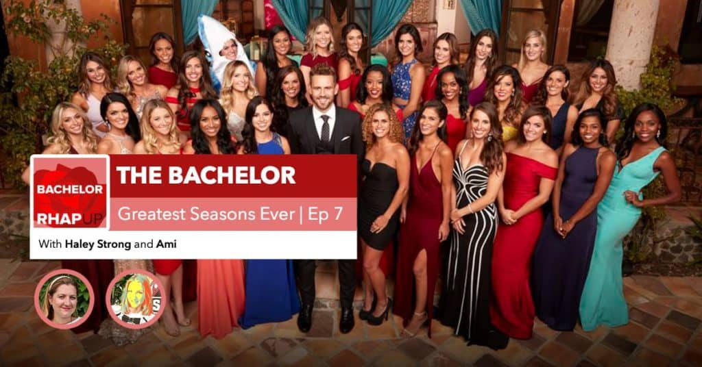 Bachelor Greatest Seasons Ever Episode 9 - Nick Viall with Jordan Parhar