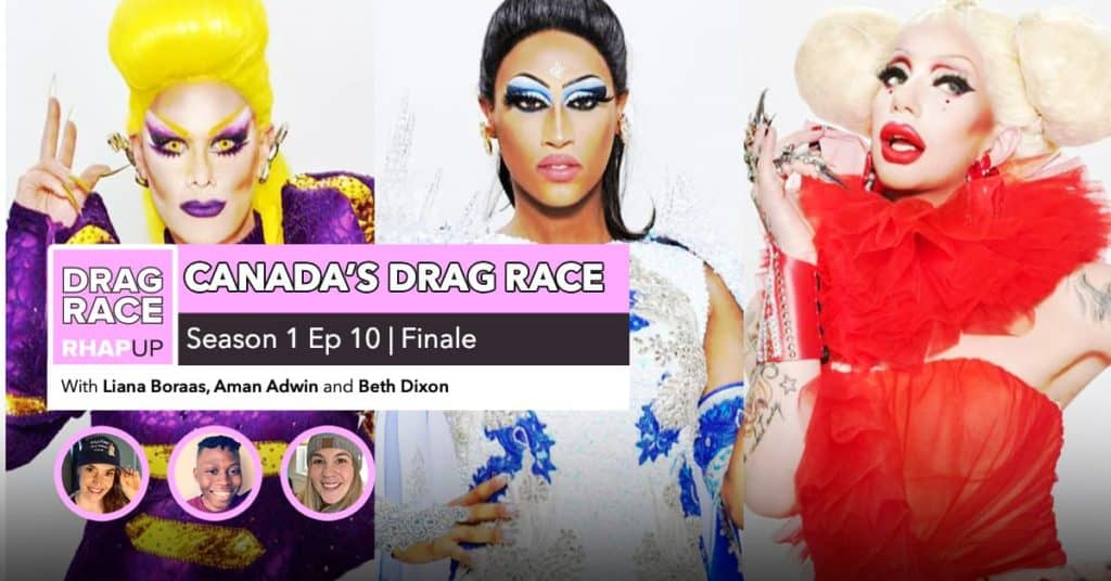 Canada's Drag Race Season 1 | Episode 10