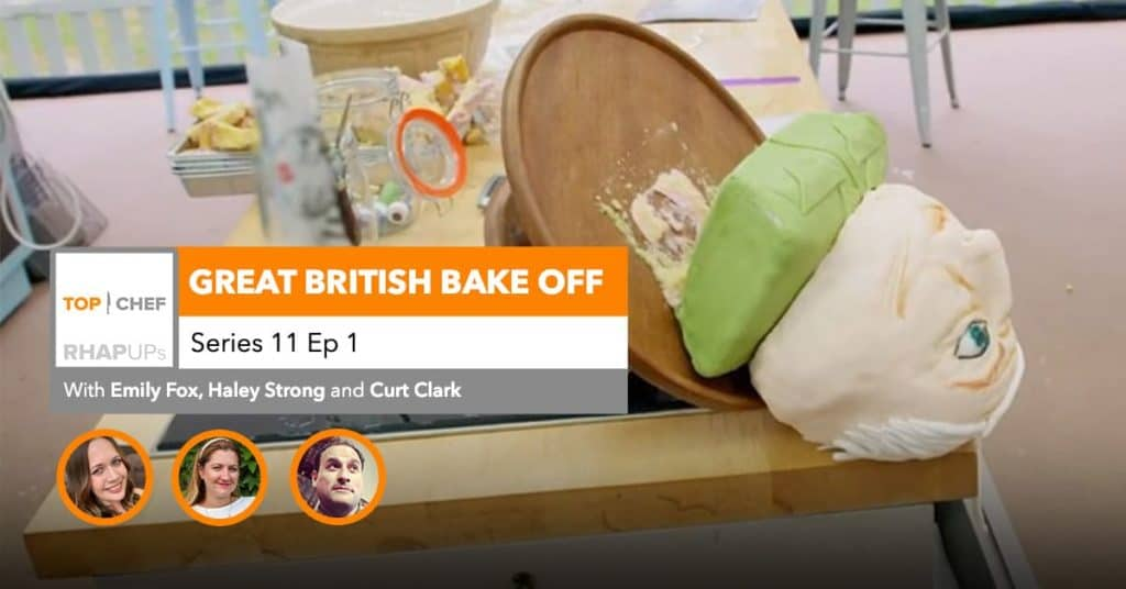 The Great British Bake-Off | Series 11, Episode 1