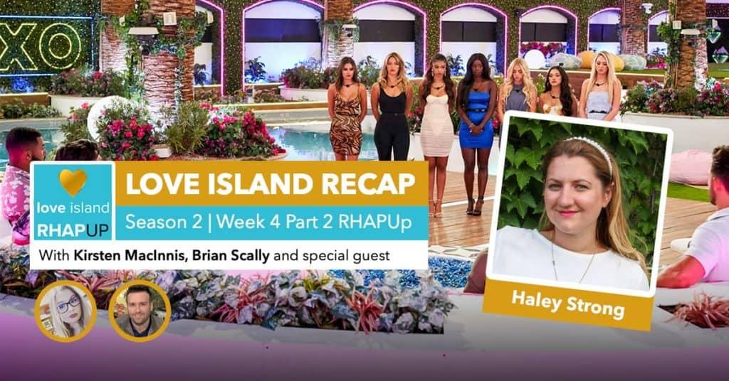 Love Island USA Season 2 | September 17 Recap