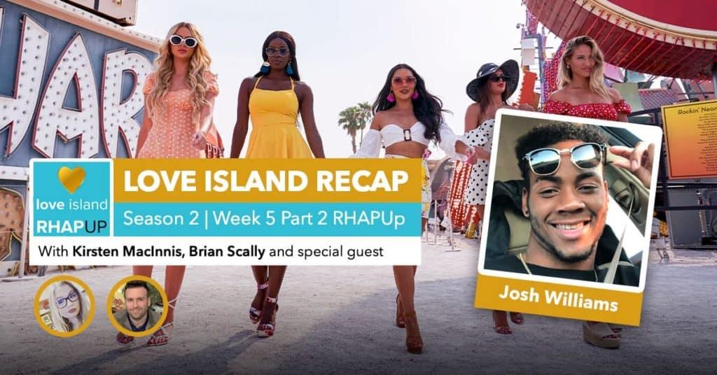 Love Island USA Season 2 | September 23, 2020
