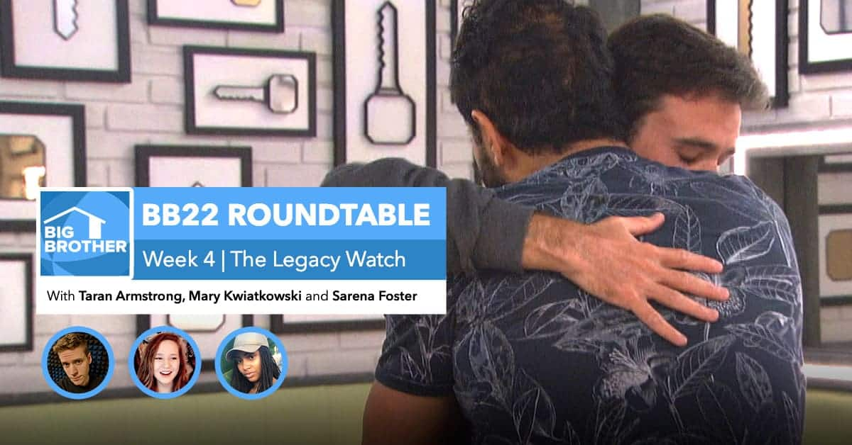 Big Brother All-Stars | Saturday Roundtable Sept 5, 2020