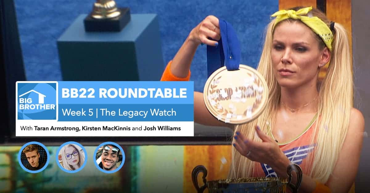 Big Brother All-Stars | Saturday Roundtable Sept 12, 2020
