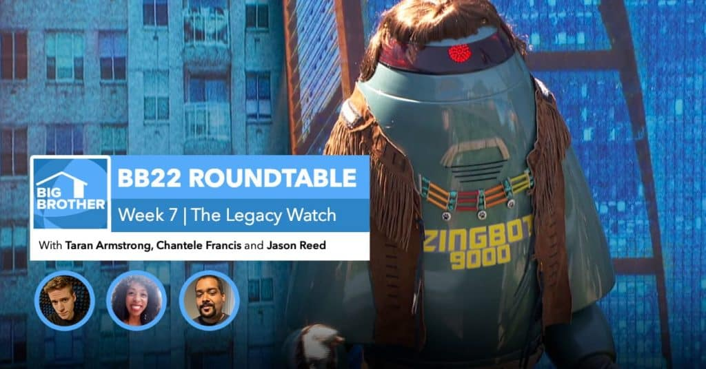 BB22 | Saturday Roundtable Sept 26, 2020