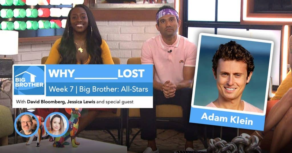 BB22 | Why Da'Vonne Lost Week 7 | David Bloomberg & Jessica Lewis