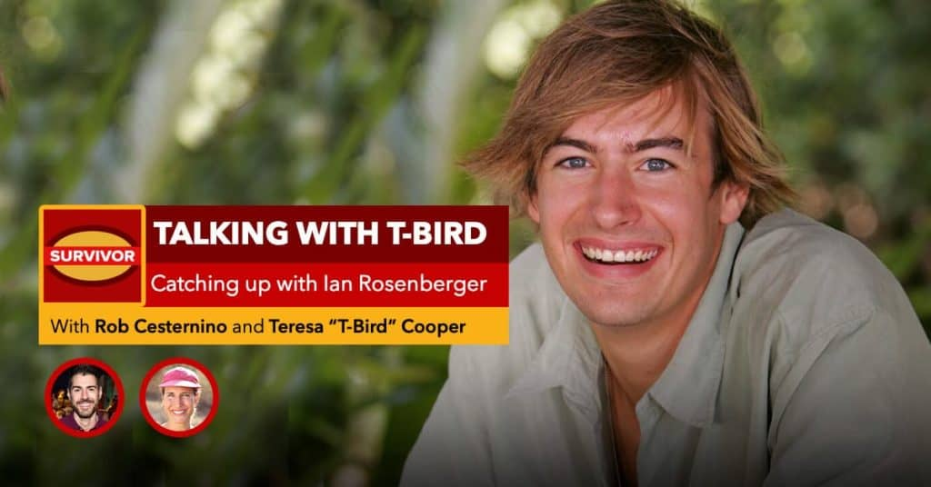 Talking with T-Bird: Ian Rosenberger
