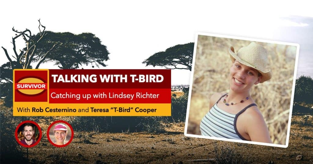 Talking with T-Bird: Lindsey Richter