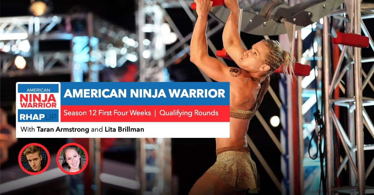 American Ninja Warrior Season 12 | Episodes 1-4 RHAPup