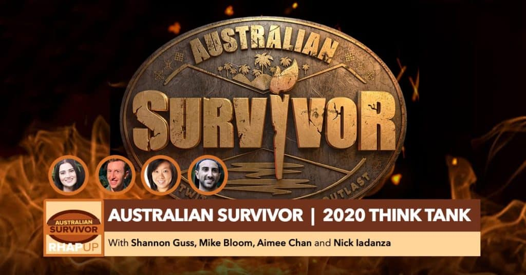 Australian Survivor 2020 Think Tank