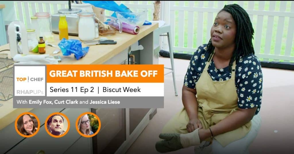 The Great British Bake-Off | Series 11, Episode 2