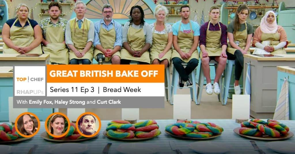 The Great British Bake-Off | Series 11, Episode 3