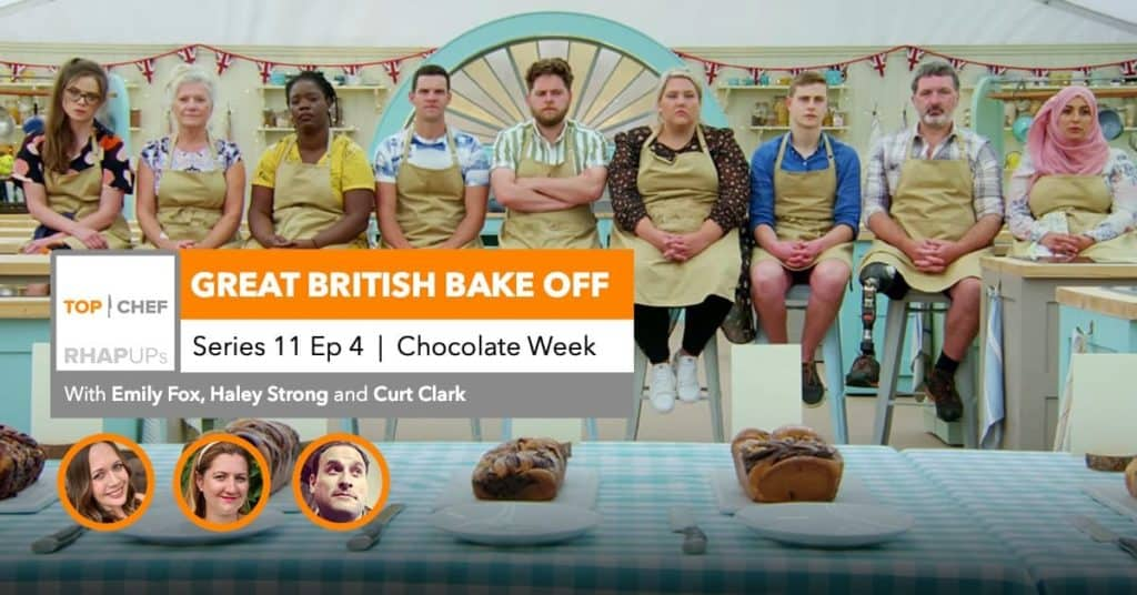 The Great British Bake-Off | Series 11, Episode 4