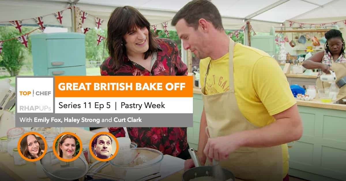 The Great British Bake-Off | Series 11, Episode 5