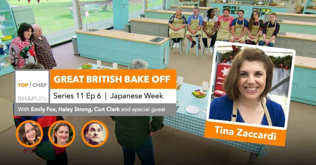 The Great British Bake-Off | Series 11, Episode 6