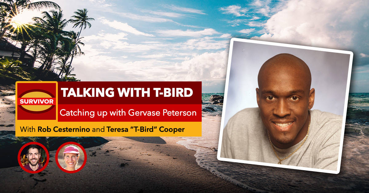 Talking with T-Bird: Gervase Peterson